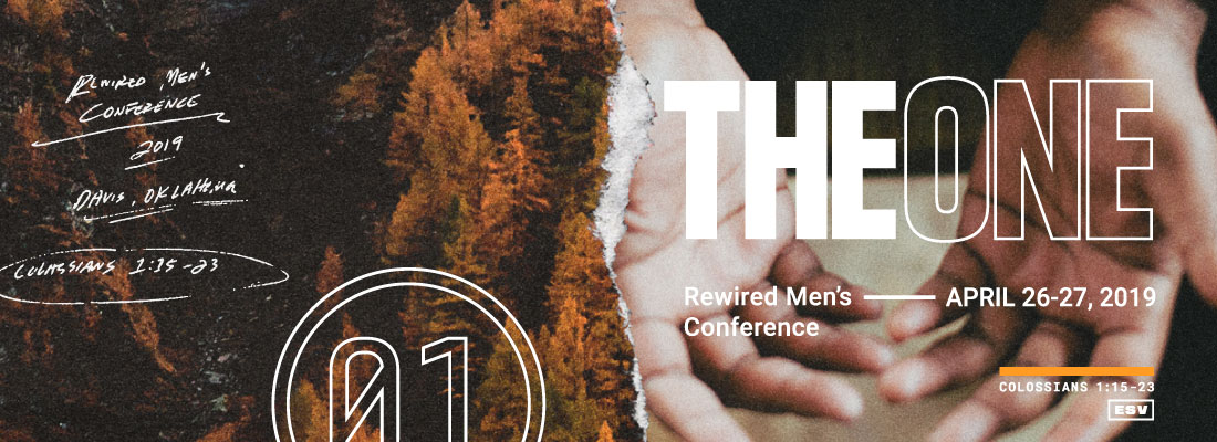 Rewired Men's Conference